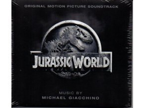Jurský svět (soundtrack - CD) Jurassic World