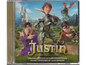 Justin: Jak se stát rytířem (soundtrack - CD) Justin and the Knights of Valour