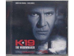 K-19: Stroj na smrt (score - CD) K-19: The Widowmaker