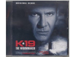 K-19: Stroj na smrt (score - CD) K-19: The Widowmaker