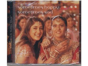 Kabhi Khushi Kabhie Gham (soundtrack - CD) Sometimes Happy, Sometimes Sad