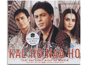 Kal Ho Naa Ho (soundtrack - CD) Tomorrow May Never Come