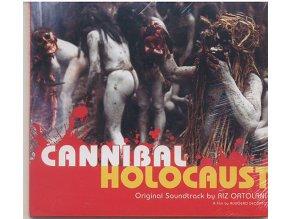 Kanibalové (soundtrack - CD) Cannibal Holocaust