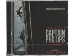 Kapitán Phillips (soundtrack - CD) Captain Phillips