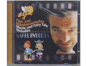 Karel Svoboda: Film und Märchenmelodien / Movie and Fairy Tale Melodies (CD)