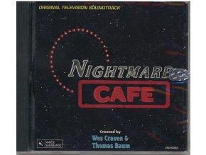 Kavárna U Noční můry (soundtrack - CD) Nightmare Cafe