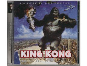 King Kong (soundtrack - CD)