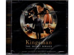 kingsman the secret service soundtrack cd henry jackman