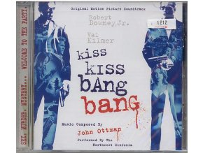 Kiss Kiss Bang Bang (soundtrack - CD)