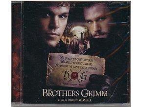Kletba bratří Grimmů (soundtrack) The Brothers Grimm