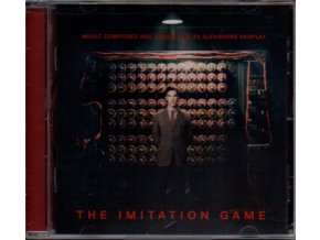 Kód Enigmy (soundtrack - CD) The Imitation Game