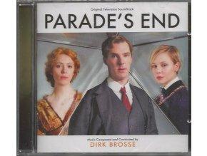 Konec přehlídky (soundtrack - CD) Parades End