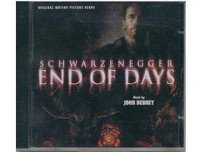 Konec světa (score - CD) End of Days