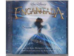 Kouzelná romance (španělská verze) (soundtrack - CD) Encantada - Enchanted