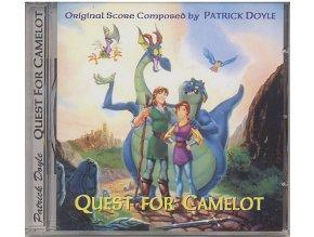 Kouzelný meč - Cesta na Camelot (score) Quest for Camelot