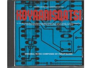 Koyaanisqatsi (soundtrack - CD)