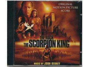 Král Škorpion (score - CD) The Scorpion King