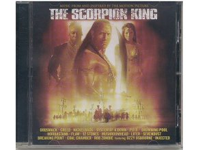 Král Škorpion (soundtrack - CD) The Scorpion King