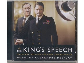 Králova řeč (soundtrack - CD) The Kings Speech