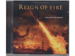 Království ohně (soundtrack - CD) Reign of Fire