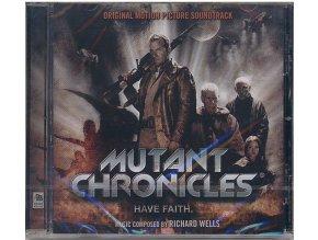 Kronika mutantů (soundtrack - CD) The Mutant Chronicles