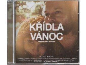 Křídla Vánoc (soundtrack - CD)