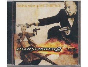 Kurýr 2 (soundtrack - CD) Transporter 2