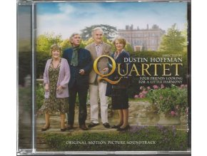 Kvartet (soundtrack - CD) Quartet