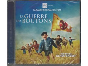 La Guerre Des Boutons (soundtrack - CD)