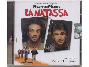 La Matassa (soundtrack - CD)