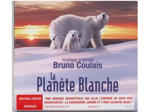 La Planete Blanche (soundtrack - CD) The White Planet