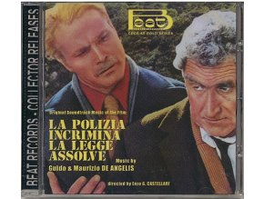 La Polizia Incrimina La Legge Assolve - High Crime (soundtrack - CD)