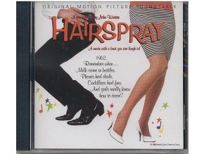 Lak na vlasy (soundtrack - CD) Hairspray