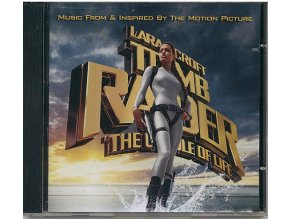 Lara Croft Tomb Raider: Kolébka života (soundtrack - CD) Lara Croft Tomb Raider: The Cradle of Life