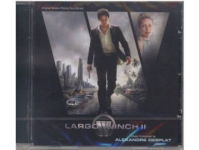 Largo Winch II (soundtrack - CD)