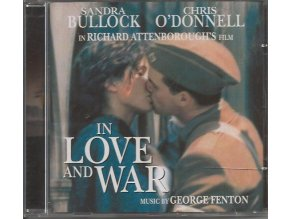 Láska a válka (soundtrack - CD) In Love and War