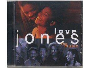 Láska na druhý pohled (soundtrack - CD) Love Jones