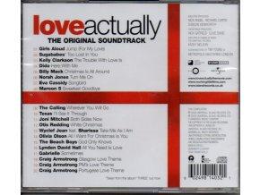 Láska nebeská (soundtrack) Love Actually
