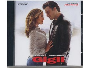 Láska s rizikem (soundtrack) Gigli