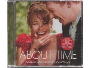 Lásky čas (soundtrack - CD) About Time