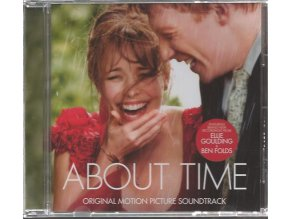 Lásky čas (soundtrack - CD) About Time