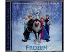 frozen soundtrack cd christophe beck