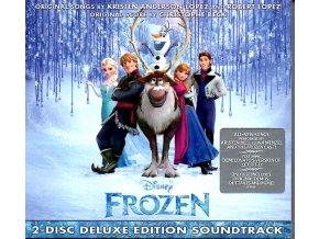 Ledové království (soundtrack - CD) Frozen (Deluxe)