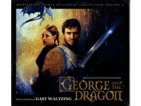 Legenda o Jiřím a drakovi (soundtrack - CD) George and the Dragon