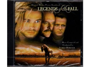 legends of the fall soundtrack cd james horner