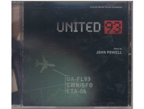 Let číslo 93 (soundtrack - CD) United 93