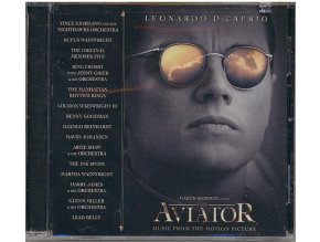 Letec (soundtrack - CD) The Aviator