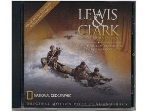 Lewis & Clark: Great Journey West (soundtrack - CD)