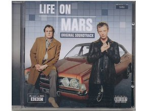 Life on Mars (soundtrack - CD)