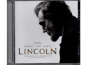 lincoln soundtrack cd john williams